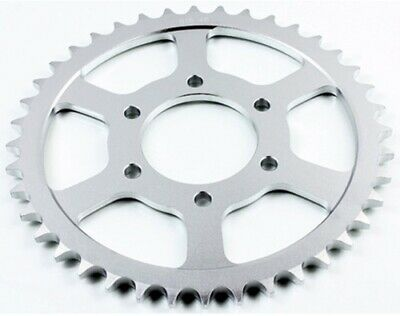 JT Sprockets 630 Steel Rear Sprocket 40T JTR818.40 Gray JTR818 40 24-9738 207187