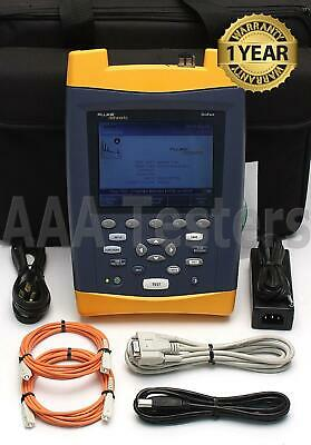 Fluke Networks OF-500 OptiFiber OFTM-5610B MM Fiber OTDR OF 500 OF500 OFTM 5610B