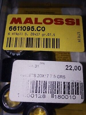 Galet malossi 20x17  7,5 gr