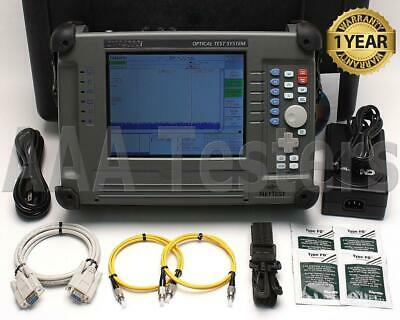 GN NetTest CMA4000i 4791 NI Optical Spectrum Analyzer Tester CMA 4000 OSA