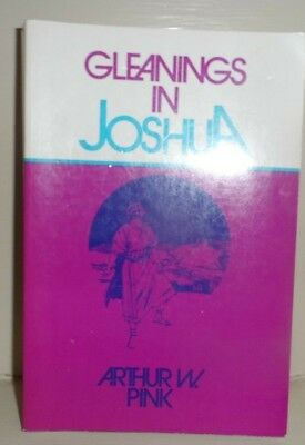 GLEANINGS IN JOSHUA by A. W. Pink