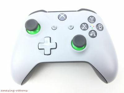Microsoft WL3-00060 Xbox Wireless Controller Gray and Green