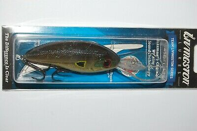 """3.15/"""" dives18ft Clearwater Shad Livingston Lures Deep Impact 18-1 1//8th oz"""