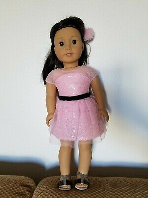 Used American Girl Doll Truly Me #64 - over $250 value w/ Clothes & Accessories
