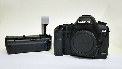 Canon EOS 5D Mark II (Body Only) with New Battery Grip - FREE SHIPPING
