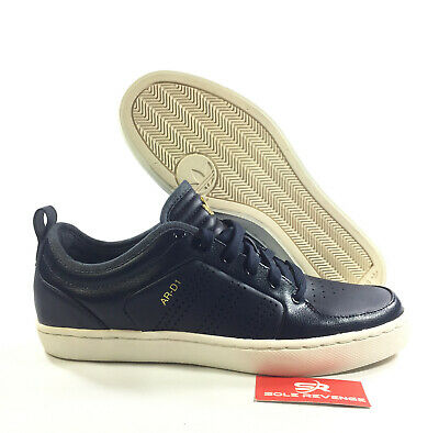super popular 9ecee 835df New adidas Originals AR-D1 adiRise Low New Navy Blue Chalk White G56003  Shoes