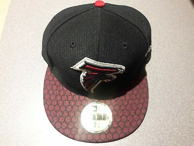 1f79cfec737 Atlanta Falcons New Era 2017 NFL Sideline On Field 59Fifty Fitted Cap Hat 7  3