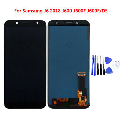 For Samsung Galaxy J6 2018 J600 LCD Display Touch Screen Replacement Digitizer