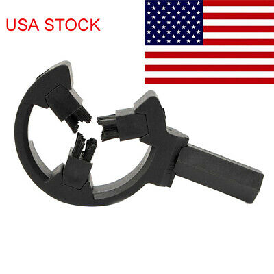 Hunting Shooting Archery Bow Arrow Rest Whisker Brush Biscuit L/R Hand US