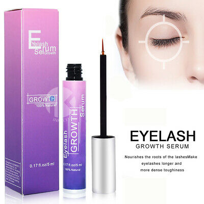 6b8363a1810 Eyelash Growth Serum Lash Eyebrow Enhancer Serum Eyelash Booster Serum 5ml