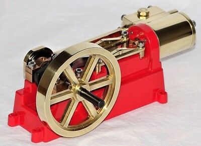 Live Steam - Single Cylinder Mill Model Steam Engine Fully Machined Metal Kit