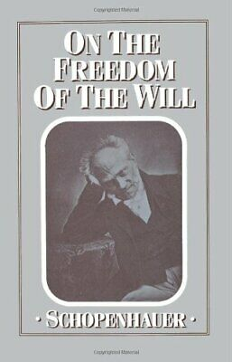 On the Freedom of the Will-Arthur Schopenhauer