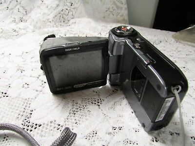 DXG 565V MegaPixel 24 LCD 4X Digital Zoom Use SD MMC Card With Bag 4inx