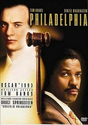 Philadelphia (Tom Hanks, Denzel Washington) - DVD Neuf sous Blister