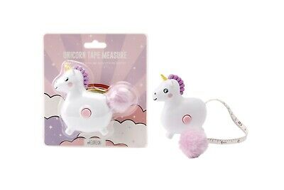NEW Unicorn Tape Measure Children's Novelty Kids