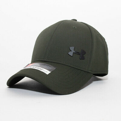 Mens Under Armour Storm Adjustable Green Cap (TGA22) RRP £21.99