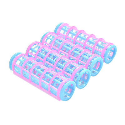 10 Pcs Creative Doll Hair Curler for s Dolls Pink and Blue Color SETC