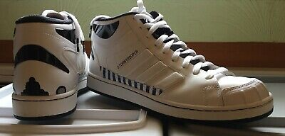 new product d6626 4a0ee Adidas Originals Superskate Star Wars Stormtrooper Sneakers Size 10