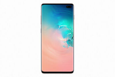 New Samsung Galaxy S10 Plus Ceramic White SM-G975F 512GB Sim Free Unlocked UK