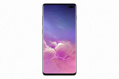 New Samsung Galaxy S10 Plus Ceramic Black SM-G975F 512GB Sim Free Unlocked UK