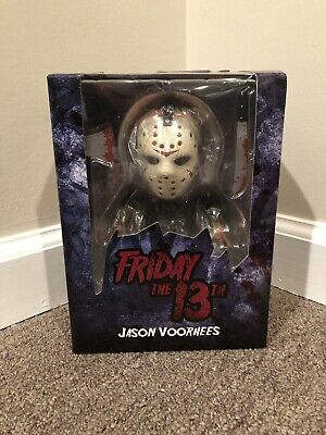 """MEZCO Friday the 13th Jason Voorhees Stylized 6"""" Inch HORROR NECA Action Figure"""