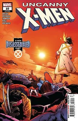 Uncanny X-Men #10 (Lgy #629) - Marvel - Bagged And Boarded. Free Uk P+P