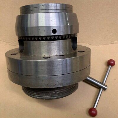 Crawford Multi Bore Collet Chuck With L1 Spindle