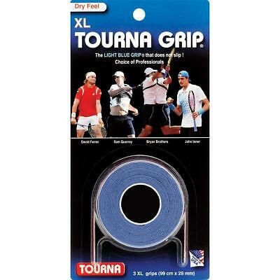 Tourna Grip Original Xl 3-Pack Blue