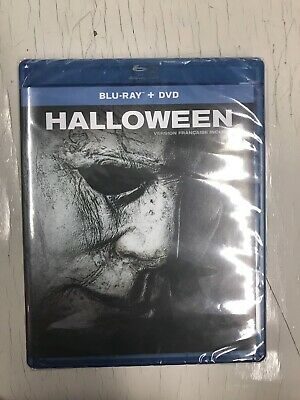 HALLOWEEN (Blu-ray + DVD )   BRAND NEW