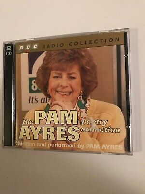 Rc - Pam Ayres Poetry Col - Rc CD QGVG The Cheap Fast Free Post The Cheap Fast