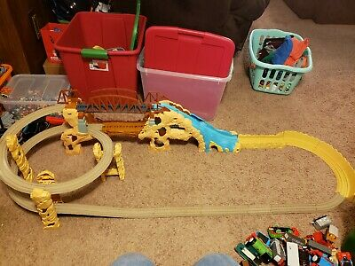THOMAS THE TRAIN And Friends Trackmaster Action Canyon