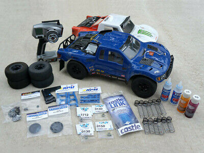 TRAXXAS SLASH 2WD 1:10 - Upgraded With Extras (See Description)