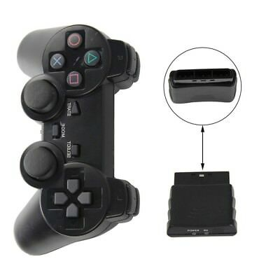 Wireless Dual Shock Controller for PS2 PlayStation 2 Joypad Gamepad NEW ZHM