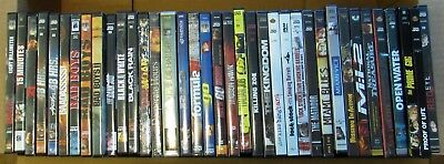 Dvd's_Variety Of Action Adventure Films
