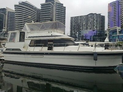 49ft Aft Cabin Cruiser