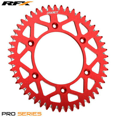 For Honda CR 125 R 2003 RFX Pro Series Elite Rear Sprocket Red 54T