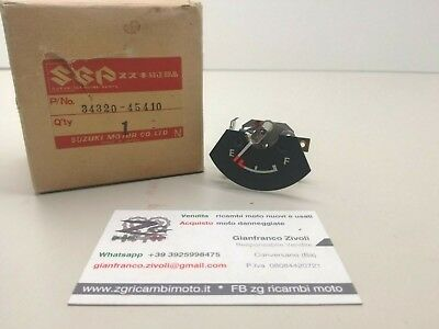 New Original Suzuki GSX 750 Indicatore Carburante Benzina Fuelmeter
