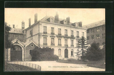 CPA Chateauroux, Manufacture des Tabacs