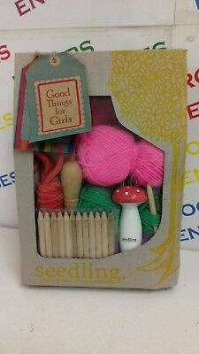 Seedling Good Things For Girls Kit NEW Box Poor