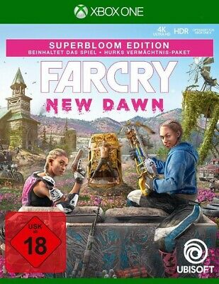 Far Cry New Dawn Superbloom Edition -  Xbox One (S/X) UNCUT + Deutsch