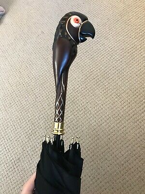 Disney Mary Poppins Returns Parrot Head Umbrella Authentic From The Disney Store 104 00 Picclick Uk