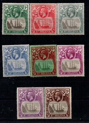 Very Old Stamps from St.Helena - British Colonies. 2.