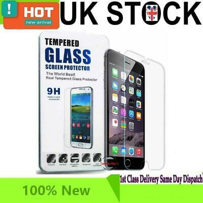 GLASS Screen Protector For ALCATEL 3V  - Tempered Glass 100% Genuine UK