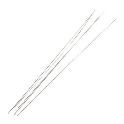 5 Piece Large Hole Beading Needle Beads Crafts Tools Collapsible For Jewelry