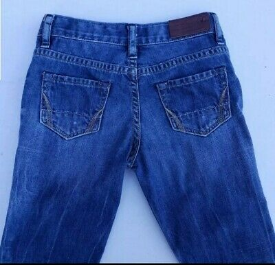 All Saints George Pipe Skinny Jeans Boys Size 6