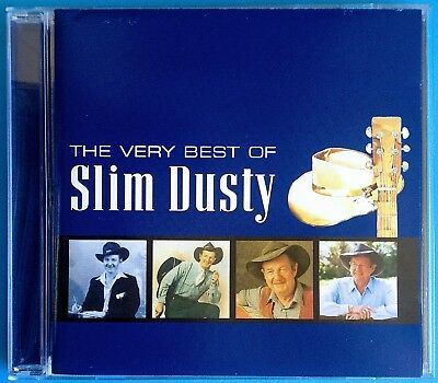 SLIM DUSTY: The Very Best Of (25 Track Greatest Hits CD, EMI 2003) -VGC-