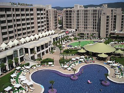 Rent Sunny Beach Apartment In Bulgaria 3 Swimming Pools 50 Metres From The Beach