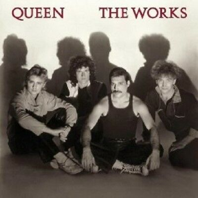 """Queen """"The Works"""" Cd 2011 Remastered New+"""