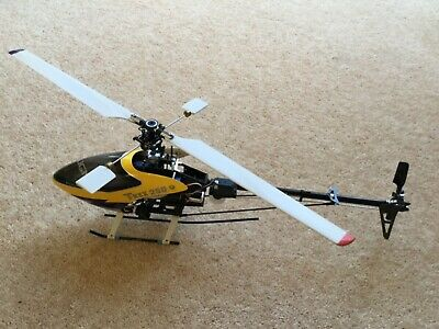 ALIGN TREX 250 Radio Controlled Helicopter, for all levelsof experience,  full 3D