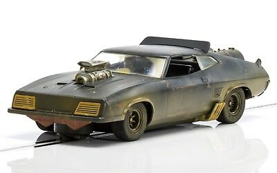 C3983 Scalextric Ford XB Falcon - Matte Black - Weathered Finish - New & Boxed